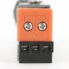 Szimmetrikus pajzs nélküli elektromos zárfogadó DORCAS-99NF305