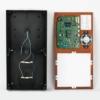 CODEfon új digitális központ esővédővel nagy méretű  függőleges CF-NDIG-113VF