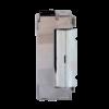 Mechanikus mini, szimmetrikus, kikapcsolható, zárfogadó DORCAS-99-222-NDF-ATST