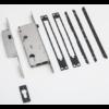 Elektromos zár szett hagyományos bevésőzár helyére 60/85 DORCAS-DUO60-85