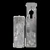 Mágneskulcsos cilindervédő - felületre szerelt DORCAS-MG-30