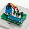 Kulcsos kapcsoló LED-el KY-B-SS-2-rdgn