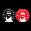 NFC matrica újraírható chippel NFC-3513