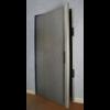 Síkmágnes, síkban záródó befelé nyíló alumínium ajtóra fogantyúval DORCAS-PF1-PROFAST