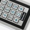 Két zónás, önálló működésű RFID olvasó és kódzár SK1