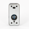 Fémházas mikrokapcsolós nyomógomb LED visszejelzéssel NO SMB-S001L