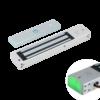 Síkmágnes végzáró LED-del és visszajelzéssel- YM-280(BLED)