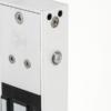 Dupla szenzoros síkmágnes LED-del - 280kg YM-280N(LED)-DS
