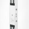 Felületre szerelhető dupla síkmágnes YM-280ND(LED)