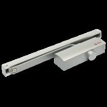 Csúszósines hidraulikus ajtócsukó, 40-65kg-os ajtóra SA-8023-sv