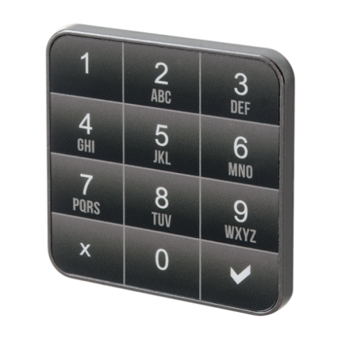 PSLOCK kódzár szekrényekre PS-10TEN-PRIVATE