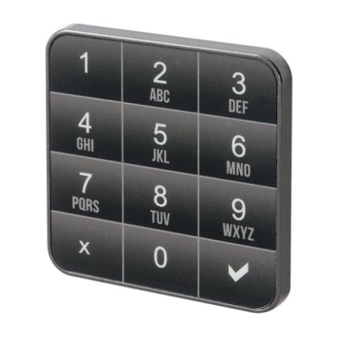 PSLOCK kódzár szekrényekre PS-10TEN-PUBLIC