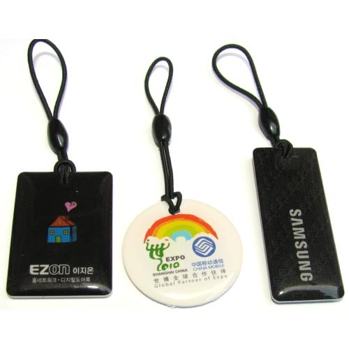 Megszemélyesített RFID kártya IDT-2000EM-PERS