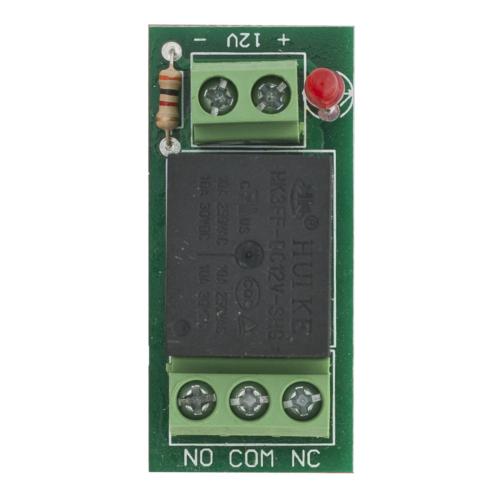 Egy morzés kapcsoló relé PCB-506A