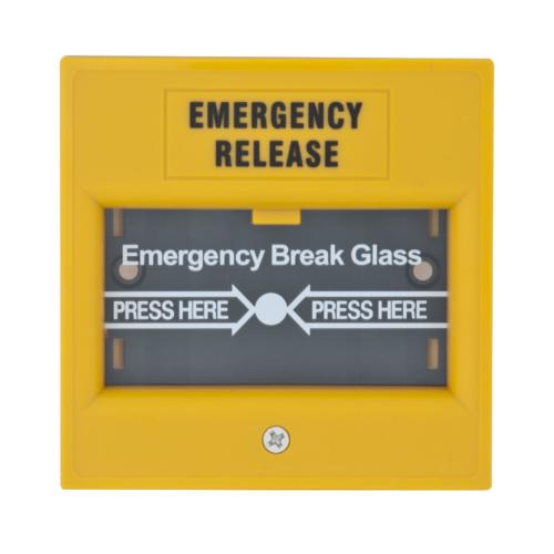 Oltásindító, betörhető üveggel CPK-860B