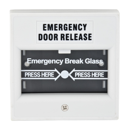Szellőzés indító, betörhető üveggel CPK-860D
