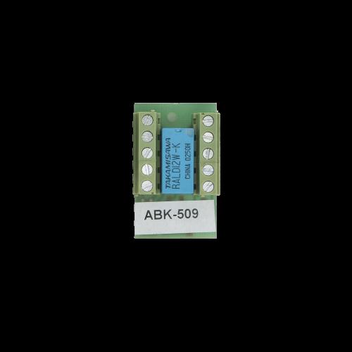 LED vezérlő relé PCB-509