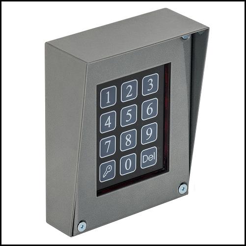 CODEfon Proxikártyás kódzár felületre szerelhető CF-KODZ-P