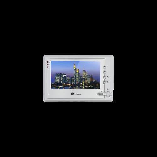 Video kaputelefon Monitor G-F3110