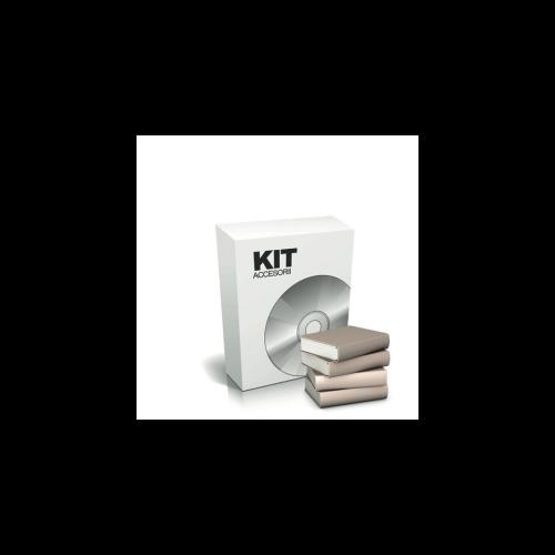 Szállodai zár Kiegészítő szett KIT-HLK