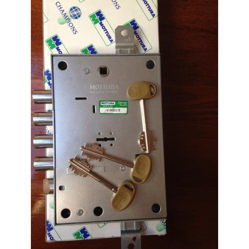 Biztonsági ajtózár Mottura 52771DM28