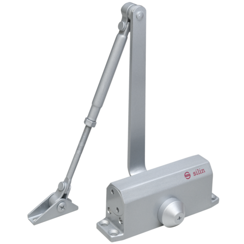 Hidraulikus Ajtóbehúzó Karos Kiakaszthatós 25-45kg-os ajtóra SA-5012AD-sv