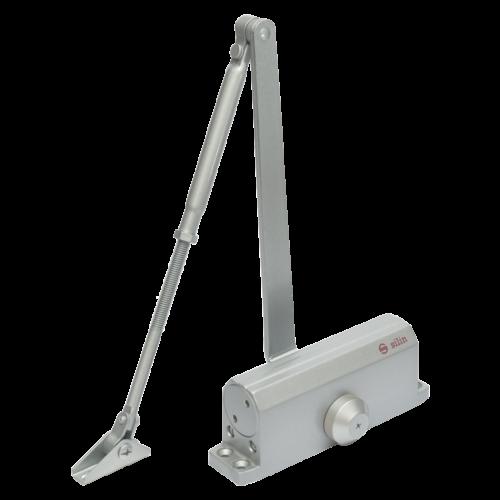 Hidraulikus Ajtóbehúzó Karos Kiakaszthatós 40-65kg-os ajtóra SA-6033AD-sv