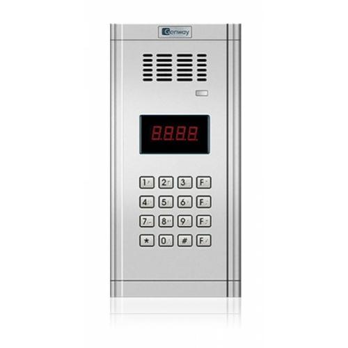 Audio kaputelefon digitális kültéri felcsengető egység G-WL-03NL