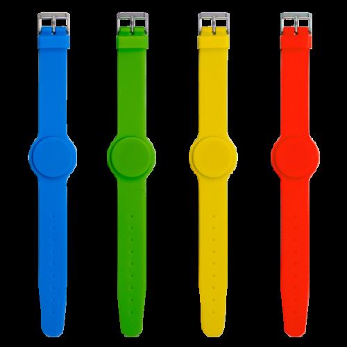 RFID karóra gumi (125kHZ) EM 4 féle színben IDT-4009EM