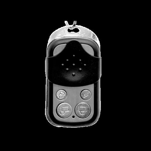 Nyomógomb zárvezérlő (jeladó) távirányítóhoz, 4 gombos, védőfedéllel ellátva WBK-400A-4