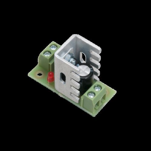 Stabilizált kimenetű egyenirányító PCB-505D