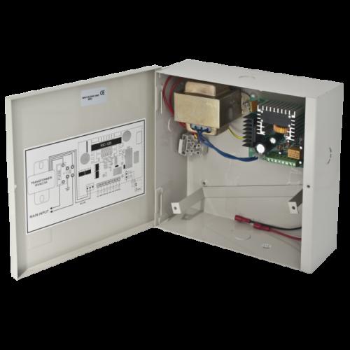 Szünetmentes tápegység elektromos zárvezérléshez ABK-902-12-5