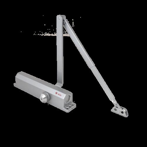 Karos ajtócsukó szürke SA-901-6BW-sv