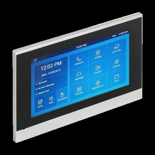 IP kaputelefon beltéri monitor C315W