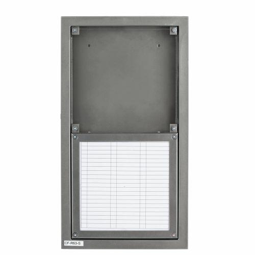 CODEfon esővédő keret régi típusú CODEfon központhoz CF-R63-S