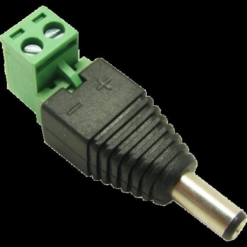 Tápcsatlakozó cserélhető sorkapoccsal DCM-Q
