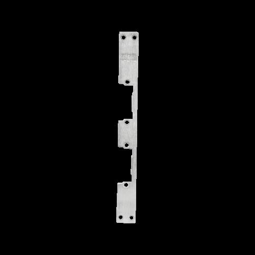 INOX hosszú zárpajzs DORCAS-88 típusú zárakhoz DORCAS-88-PLATE