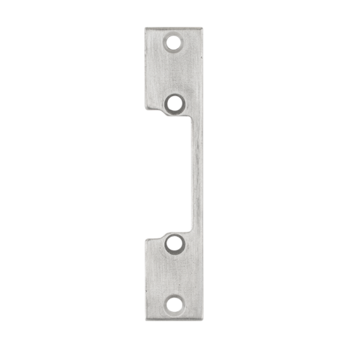 INOX rövid zárpajzs szimmetrikus zársorozatokhoz DORCAS-BX-22