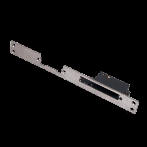 Hosszú zárpajzs elektromos zárfogadókhoz alsó zárnyelv érzékelővel DORCAS-EZH-4C
