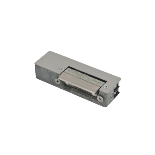 Pajzs nélküli, szimmetrikus elektromos zár, feszültségre nyitó (NO) - fail-secure DORCAS-NF