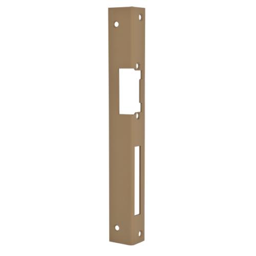 Zárpajzs fa ajtókhoz DORCAS-F102-R-bn