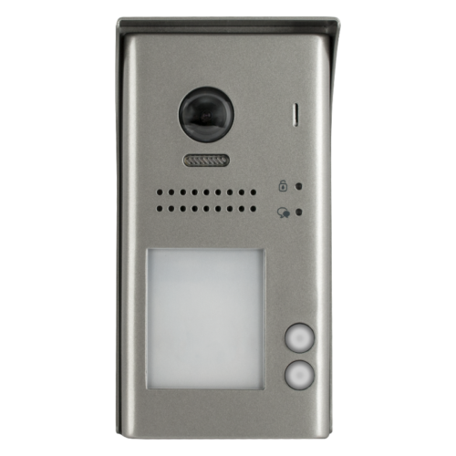 2EASY két lakásos felületre szerelhető kaputelefon DT607C-S2