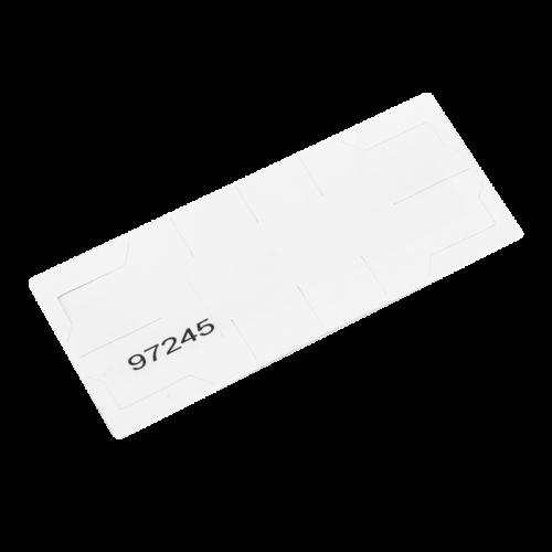 Matrica típusú RFID UHF (868MHz) chippel IDT-3000UHF