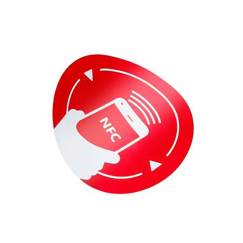 NFC matrica újraírható chippel NFC-3513-rd