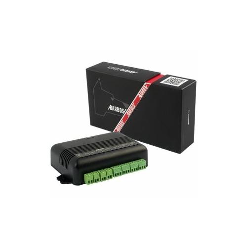 4 csatornás sorompó vezérlő modul a NUMBER-OK-SMB szoftverekhez NUMBER-OK-REL