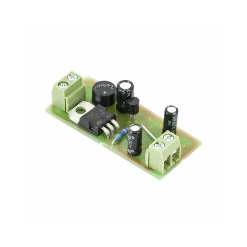 Impulzuszár vezérlő elektronika PCB-510