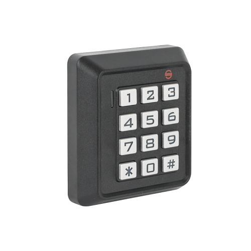Önálló működésű RFID olvasó és kódzár SK-30EM-bk