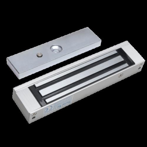Síktapadó mágnes beltéri ajtókra, ablakokra 150kg. rátét szerelésű SM-150A