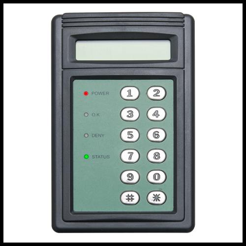 Lift vagy szekrényrendszer vezérlő RFID olvasó ST-680E