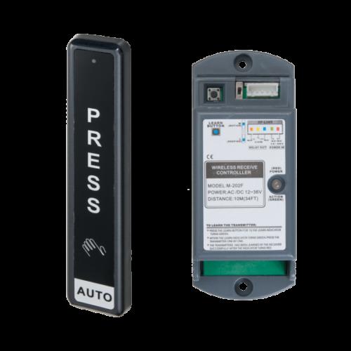 Rádiós adó-vevő szett automata ajtókhoz VZ-PB06